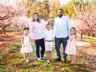 Glover Family 2019.