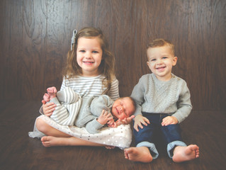 Baby Number 3, Brayden.