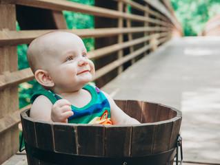 Parker. 6 Months.