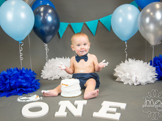 Jackson Turns One!