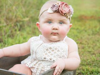 Scarlett. 6 Months.