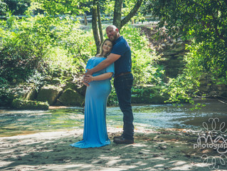 Mystical Maternity Session.