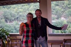 Con Marcello