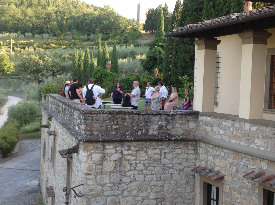 ARMONIA ... Castello di Verrazzano