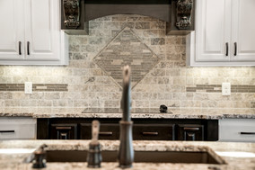 Kitchen Tile work