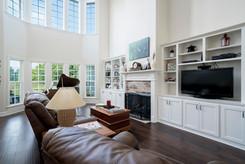 Living Room Windows