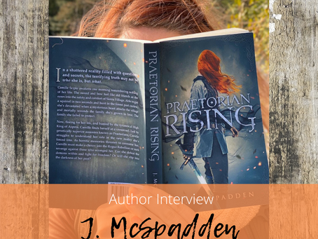 How to Edit and Publish Your Novel | Author Interview with J. McSpadden