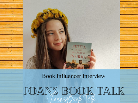 What Do Readers Want? How To Engage Your Audience | Book Influencer Interview with JoansBookTalk
