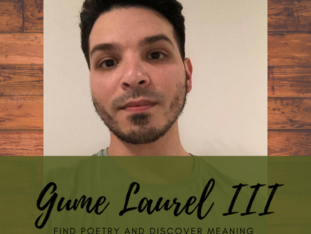 Find Poetry & Discover Meaning | Interview and Live Readings with Gume Laurel III