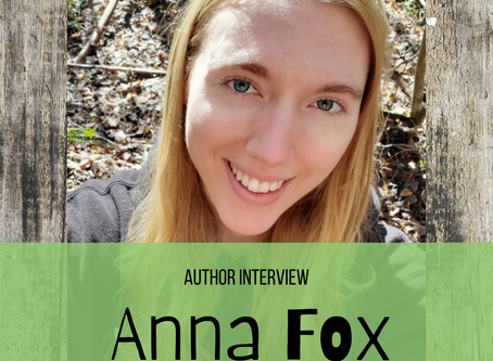Finish Your Book! Discover the Process | Author Interview with Anna Fox