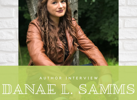 Writing Tips: Inspiration for Writing Your Best Book | Author Interview with Danae L. Samms