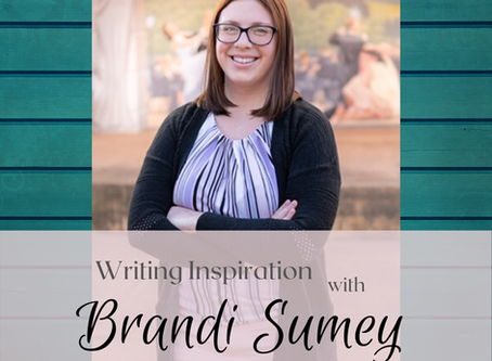 Writing Inspiration & Advice | Author Interview with Brandi Sumey