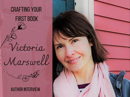 Your First Book! Crafting Your Book Ideas | Author Interview with Victoria Marswell