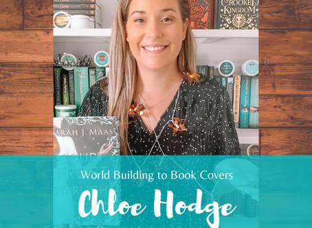 World Building to Book Covers: A Guide for a Better Book | Author Interview with Chloe Hodge