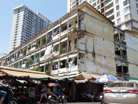 Authorities to Remove the Legal Obstacles to Renovate Old Apartment in 2021