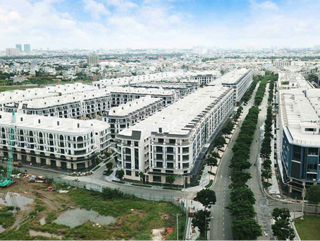 Townhouses in Thu Duc City Increased Significantly by VND 1 Billion Per House