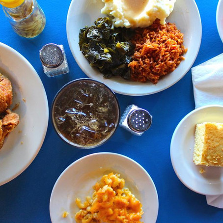 You Spoke and We Listened! We Now Serve Collard Greens on Sundays.