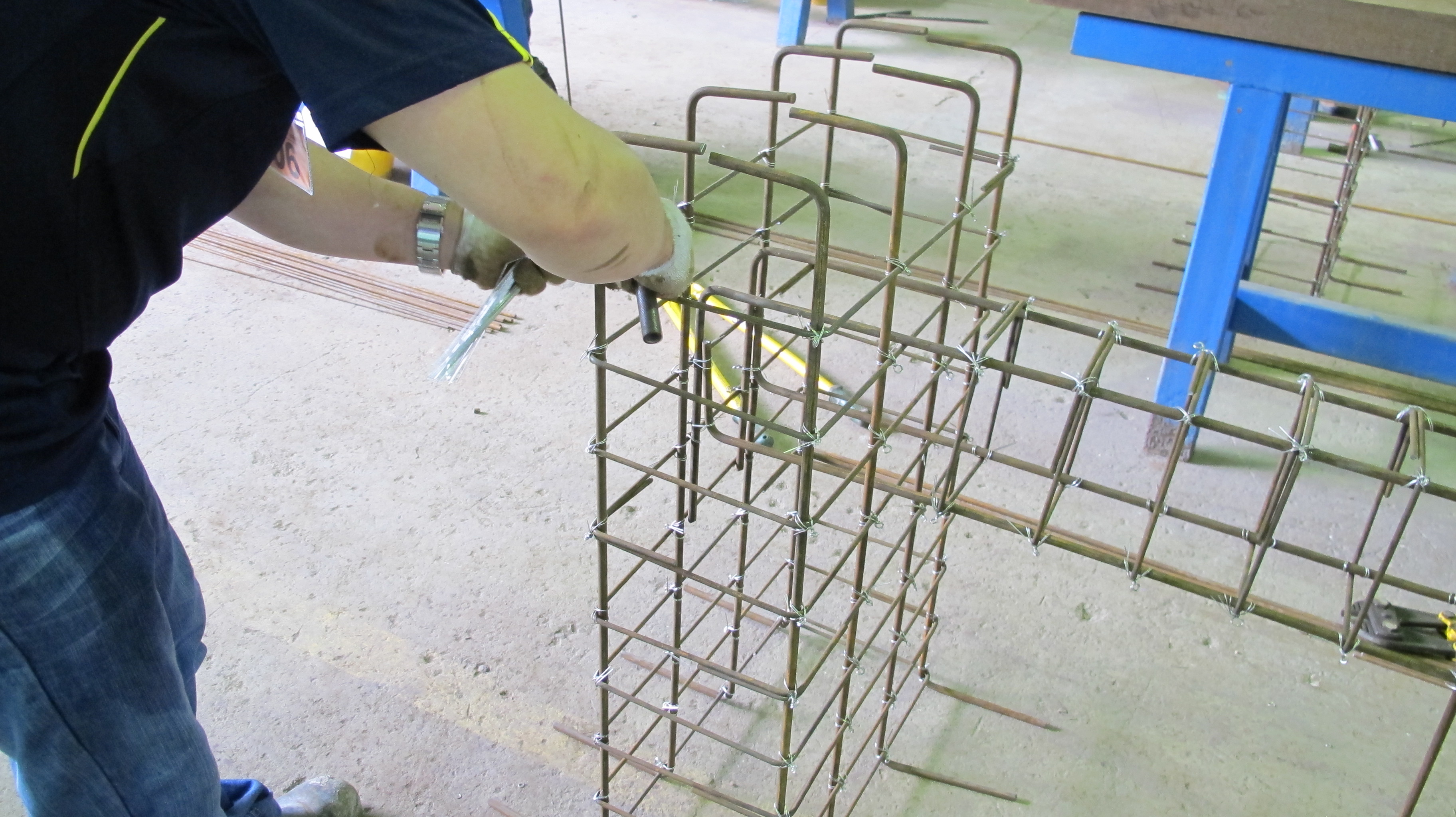 Steel Reinforcement Work