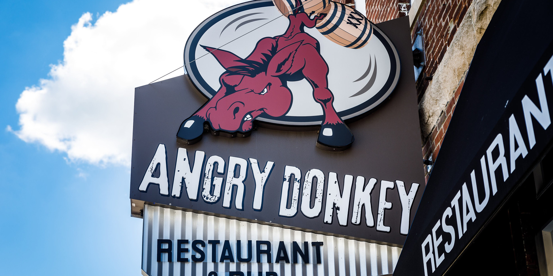welcome to the Angry Donkey