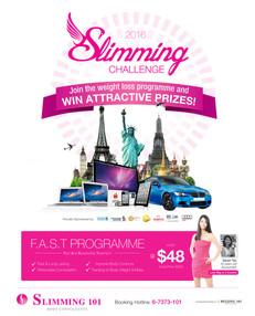 Slimming 101 Challenge