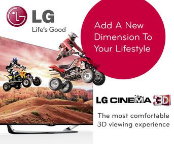 LG Digital Banner