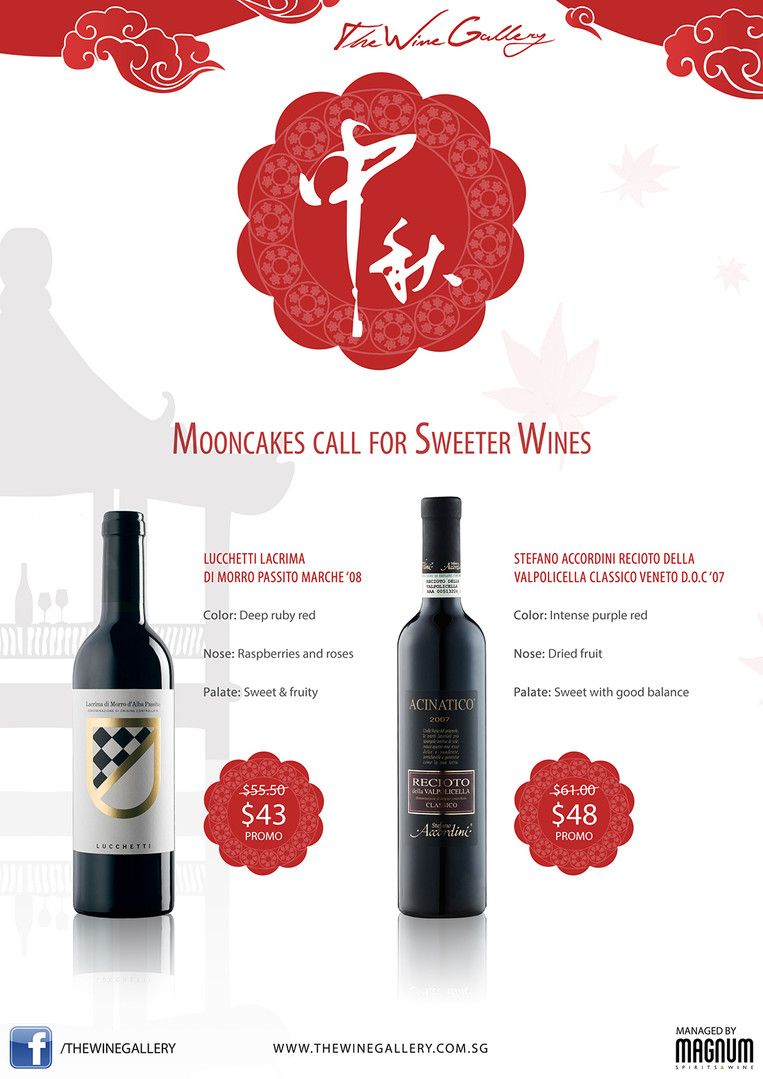 The Wine Gallery Mid-Autumn Promotion