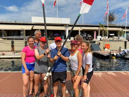 Special Olympics Monaco s'essaie à l'aviron