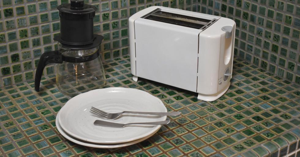トースター・コーヒーサーバー