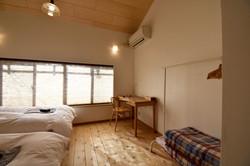 寝室・書斎スペース