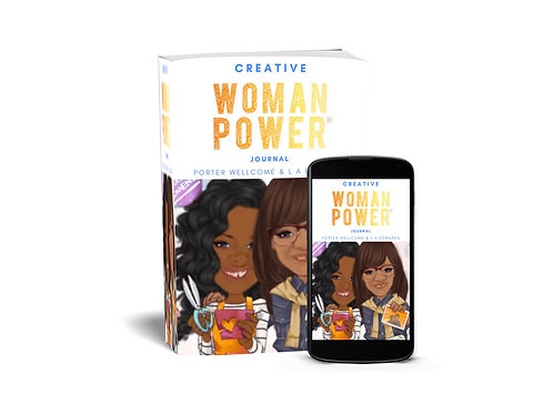 CreAtive Woman Power®  Journal