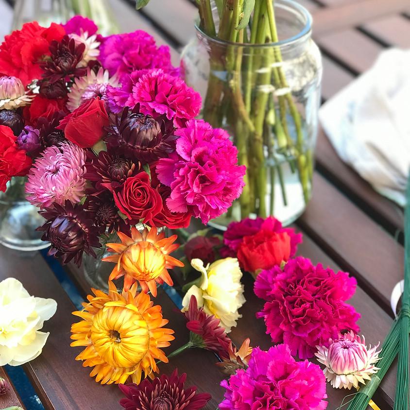Arrange Your Flowers