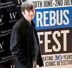 Rebus Fest Ian Rankin