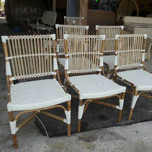 Ivory chair เก้าอี้หวาย