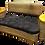 Thumbnail: โซฟาหวายไม้สักสองที่นั่ง พร้อมเบาะ