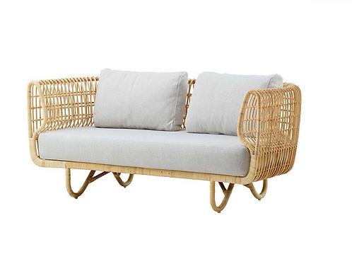 Cane line sofa