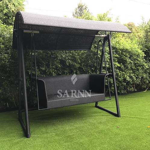 Outdoor Swing Chair ชิงช้าหวายเทียม