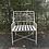 Thumbnail: เก้าอี้เหล็กสีขาวสไตล์โมเดิร์น