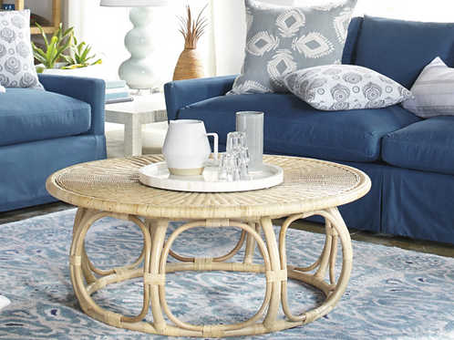 Ong Round Vintage Coffee Table
