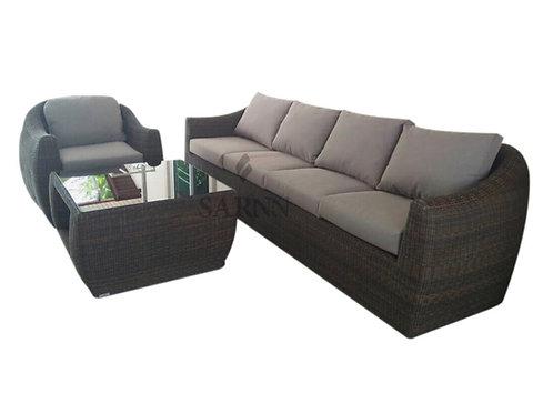 Amazon Sofa Set ชุดหวายเทียมอเมซอน
