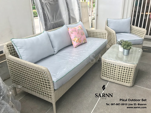 Pikul outdoor set
