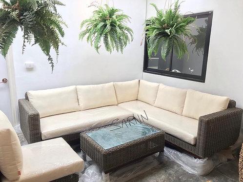 Kubu Corner Set