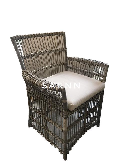 Tours Dining Chair เก้าอี้อาหารหวายเทียมตูร์