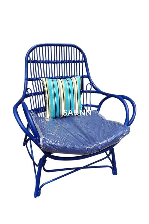 Blue เก้าอี้หวายแท้
