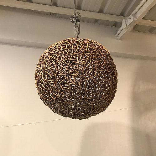 Ball โคมไฟหวายรังนกกลม