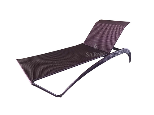 Sunbed S132010 Purple