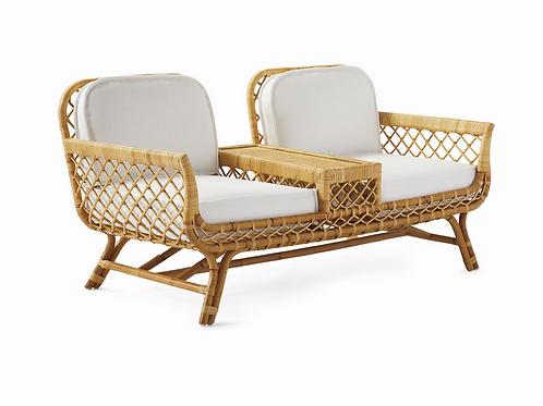 Avalon Double Chair
