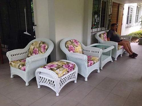Patio White furniture