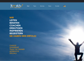 Neuer Webauftritt von Kre-aktiv online!