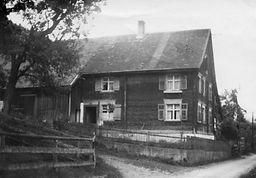 Das alte Bauernhaus, Runggels 15