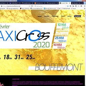 Maxicross Bouffémont